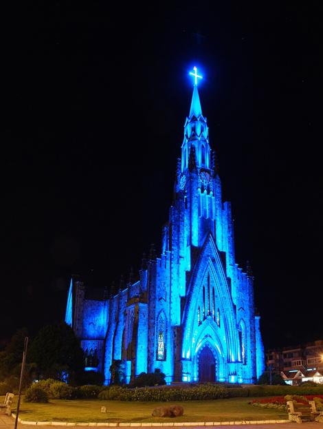 Catedral em Canelas, Rio Grande do Sul