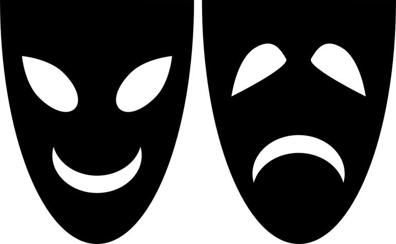 Comediantes - Teatro Grego