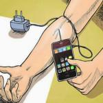 Não fica sem celular? Pode ser Nomofobia